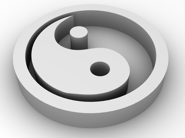 Icon Ying and Yang